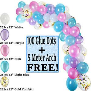 DIY Balloon Arch Garland Kit Birthday Wedding Baby Shower Hen Party SupplyUK