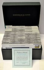 Limited Edition Franklin Mint Banknotes of All Nations Set of 142 Notes