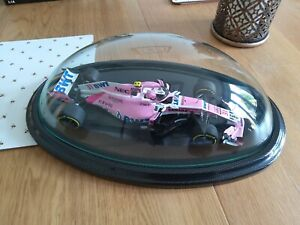 DOMED DISPLAY CASE FOR 1.18 SCALE MODEL CARS