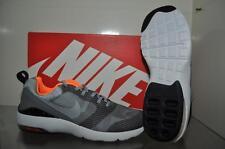 Nike Air Max Siren Print Running Shoes 749815 018 Size 8 Gray/Orange NIB