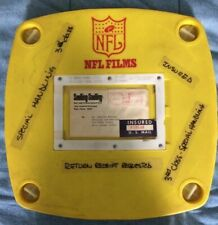 """Vintage 1966 NFL Films [16 MM] Catch it if you Can (Receivers) 12"""" FILM (RARE!!)"""