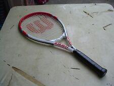 Wilson Federer Tennis Racquet 4 3/8