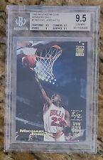 HOF Michael Jordan 1993-94 Topps Stadium Club Members Only BGS 9.5 Chicago Bulls