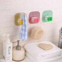 Multi-functional Home Wall Necessities Seamless Hooks Mop Hook Bathroom Hooks