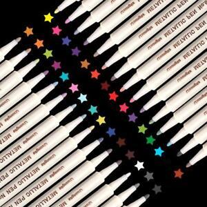 20colors Acrylic Paint Pens Set Premium Marker Pen Premium Markers Extra White