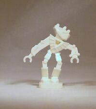 LEGO Bionicle Minifigure Small White Toa Hordika Nuju 8757 8758 Genuine