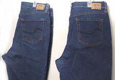 "2 PAIR Levis Signature Jeans Size 12 Short 33.5 inch Waist 29"" Inseam Mid-Rise"