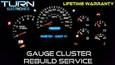 2003 2004 2005 2006 Chevrolet Tahoe Silverado Instrument Gauge Cluster Repair