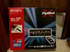 Radio Sony Mex-1Gp SENZA TELECOMANDO