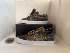 Vans Syndicate Carhartt Old Skool 92 Re-issue Camo Size 10