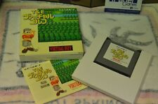 T&E VIRTUAL GOLF , Nintendo Virtual Boy , Japanese Version