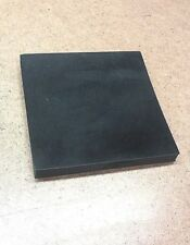 Neoprene Rubber Sheet  Solid 3/8