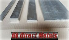 60mm to 80mm wide Aluminium metric flat bar 6082  + free cutting & p&p