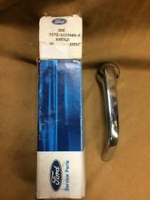1972-1980 Ford Courier & Mazda B2000 truck NOS LH inside chrome door handle, NIB