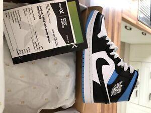 Brand new Blue jordans1s uk size4