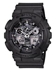 Casio G-Shock *GA100CF-8A Camo Face XL Dk. Grey Gshock Ivanandsophia COD PayPal