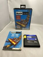 Vintage Pall SEGA MEGA DRIVE THEME PARK BOXED AND COMPLETE  With Manual Bullfrog