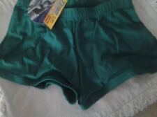 Capezio Tb108 Kelly Green Size Medium. Shorts