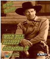 Wild Bill Elliott Collection II ~ DVD SET ~ 15 Great Rare Westerns!!