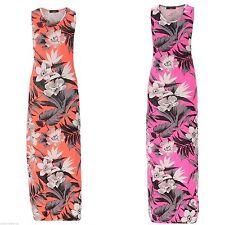 Unbranded Full Length Viscose Floral Dresses for Women