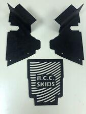 Bcc Skids Radiator Guards Honda TRX450R 04-05 06-14 Trx450er Trx 450 Mud