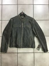 LADIES JACKET, River Road Leather Jacket, Drifter (WXLG)