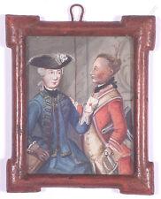 """""""Rococo Scene"""", German Miniature, ca.1750"""