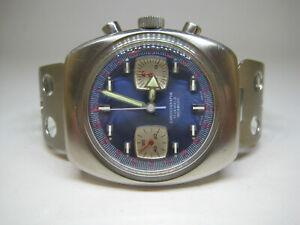 vintage chronograph valjoux 7733