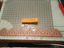 Spellbinder extra long 23cm art deco edging die set ref1752