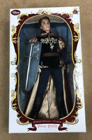"Disney Store Sleeping Beauty Prince Phillip 17"" Doll Limited Edition 781 Of 3500"
