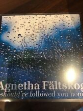 Agnetha Faltskog (ABBA) FT Gary Barlow 'I Should Have Followed You Home Cd Promo
