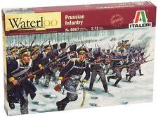Italeri 6067 1/72 Scale Military Model Kit Napoleonic Wars Prussian Infantry