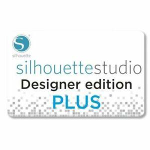 Silhouette Studio Software Upgrade to Designers Plus Edition