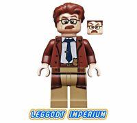 LEGO Minifigure Batman - Commissioner Gordon - Arkham Asylum sh591 FREE POST