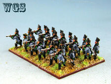 15mm WGS Seven Years War SYW Painted Austrian Jager advancing AA13