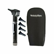 Welch Allyn Pocket Jr Otoscope 22841 With Yellow Light And 5 Specula