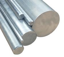 V2a Acciaio Inox Materiale Pieno 1.4301 Blank lunghezza 500mm 50 cm