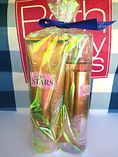 BATH AND BODY WORKS IN THE STARS BODY MIST + BODY CREAM GIFT SET * FULL SIZE *