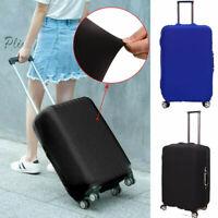 Maleta viaje protector equipaje maleta elástica a prueba de polvo anti-arañazos