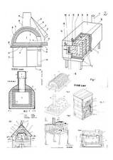 Stone Oven, Bakers' Oven, Wood Oven : 164 Patents