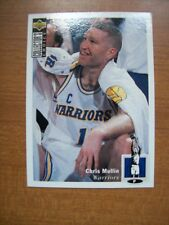 CARD NBA UPPER DECK COLLECTOR'S 1994  N. 17 CHRIS MULLIN WARRIORS ( X4-7 )