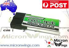 Turnigy Nano-Tech 300mAh 1S 35C Lipo Battery - Blade mCPX EFLB2001S25