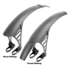 Zefal No Mud Universal Cycle Cycling Bike Mudguard - Fits Front or Rear