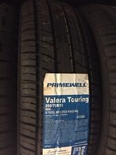 2  NEW 215 65 15 PRIMEWELL VALERA TOURING 215/65R15 Tires