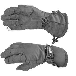 Handschuhe AIDO A300 Motorradhandschuhe Regen Winter Motorrad Handschuh Gr. M