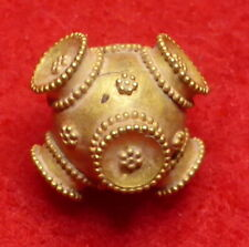 Fantastic Viking Gold Bead