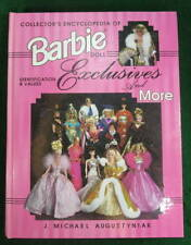 Collectors Encyclopedia Of Barbie Doll Exclusives Book Signed Autographed #270