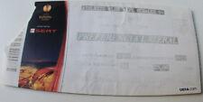 Ticket for collectors EL Athletic Bilbao Schalke Gelsenkirchen '12 Spain Germany