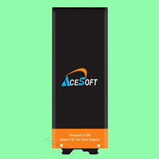 AceSoft 5420mAh 3.85V Extended Slim Battery for T-Mobile LG G5 H830 AndroidPhone
