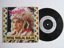 "Peluca Wam Bam Damián - - 7"" 45 RPM vinyl record"